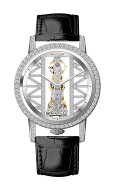 Corum Artisans Coin Watch