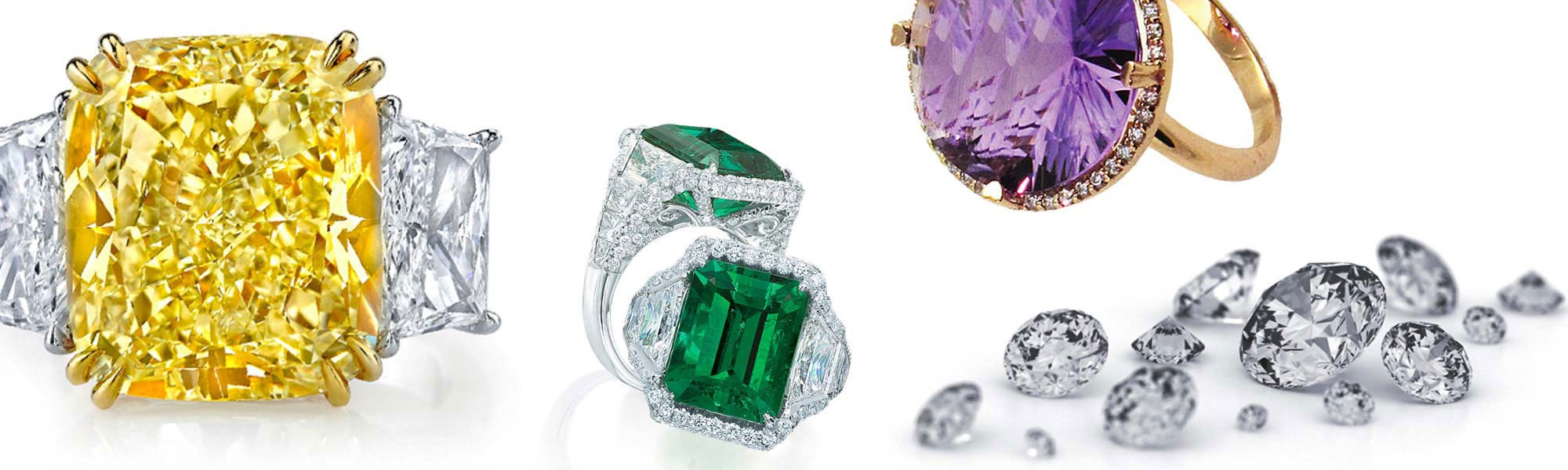 Diamonds & Gemstone Jewelry in Palm Desert