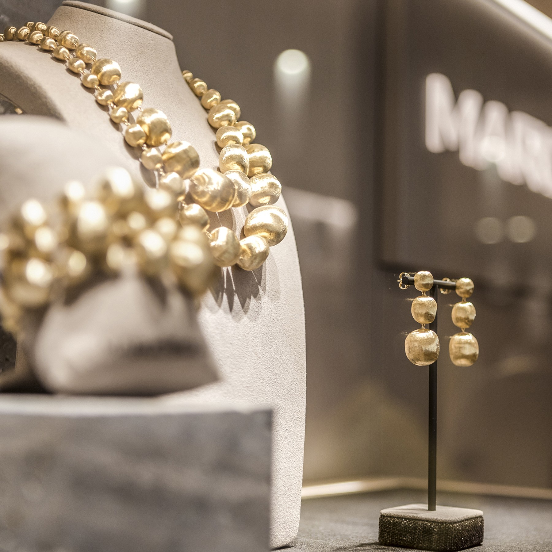 Jewelry in Palm Desert on El Paseo by Marco Bicego