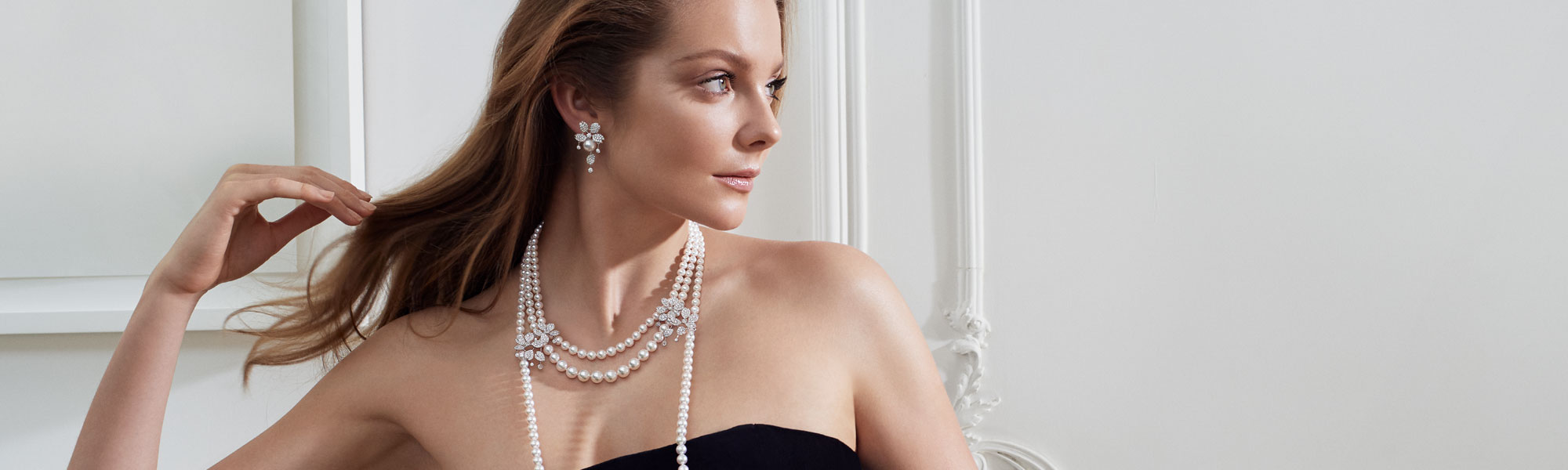 Mikimoto Pearls at Leeds & Son