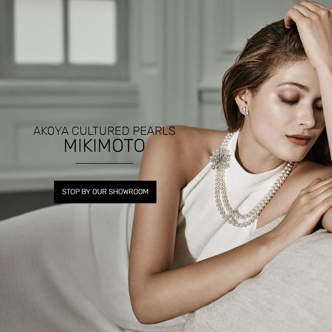 Mikimoto Pearl Jewelry on El Paseo