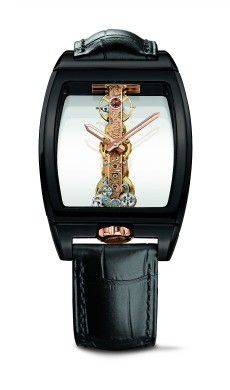 Corum Golden Bridge Ceramic (B113_01621)